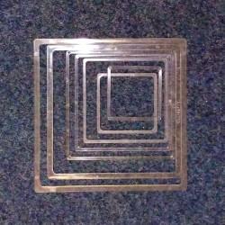 Termočtverec 80 mm