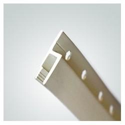 Profil stěnový PVC - 2 m